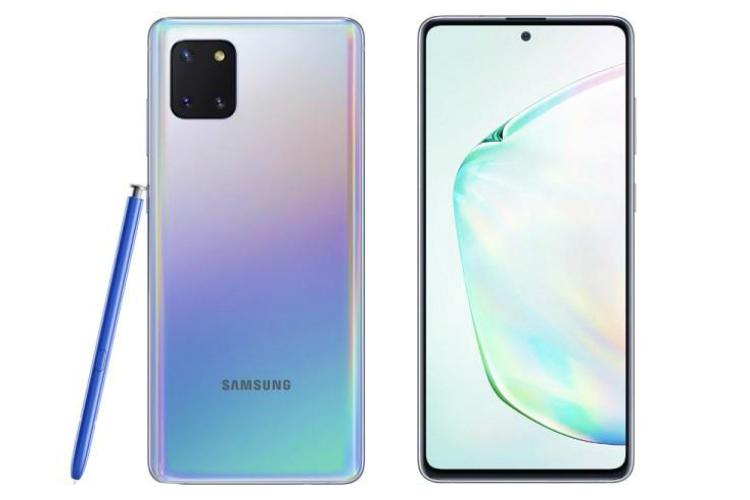Samsung Galaxy Note10 Lite to be available for pre-booking from next week in India