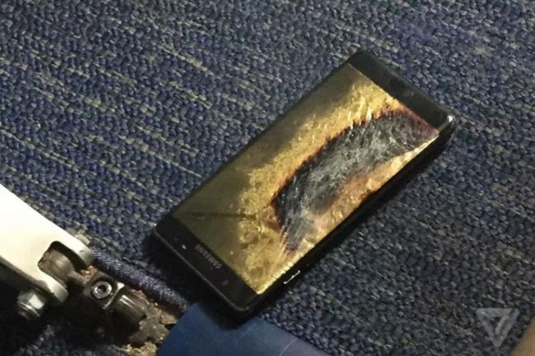 Samsung pulls explosive Note 7 off the market asks users to power off