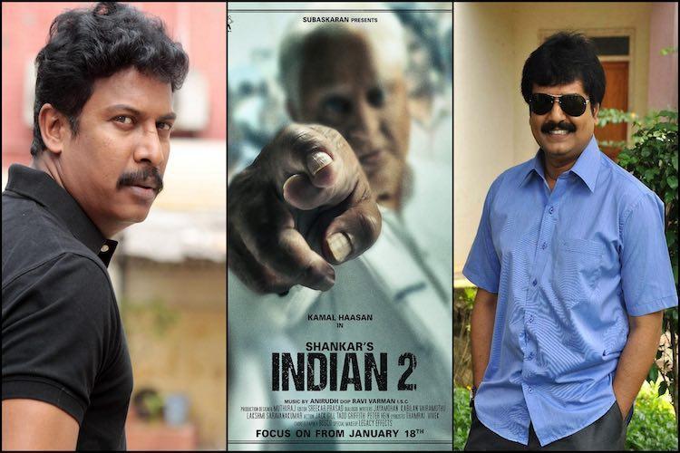 Samuthirakani Vivek land crucial roles in Shankars Indian 2