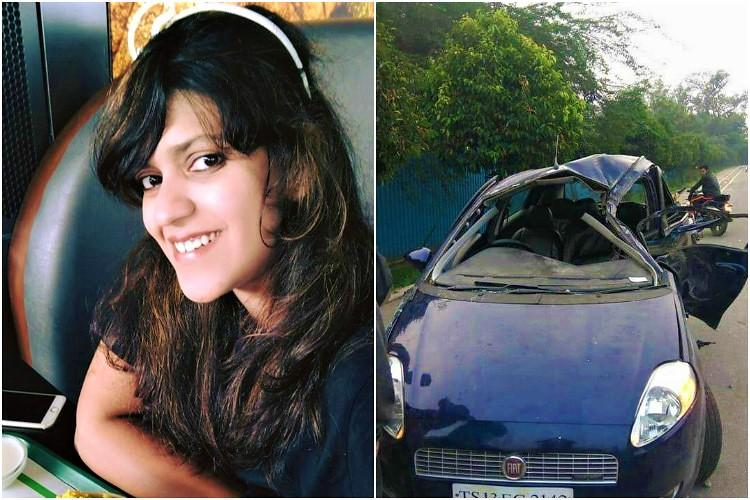 Hyderabad rider Sana Iqbals husband arrested in accident case gets bail