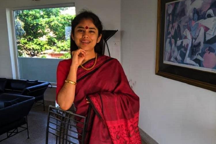 Sanchita Gajapati Raju