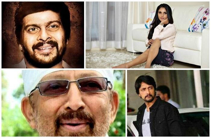 From Rebel star to Kanasina Rani how Sandalwood actors get their names