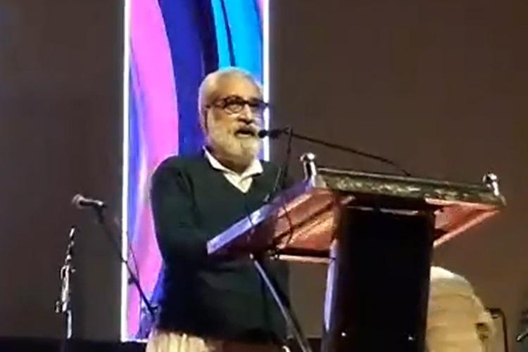 Such an event cant be held in UP now Activist Sandeep Pandey at Kerala anti-CAA rally