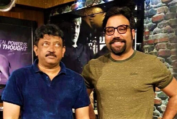 Arjun Reddy director Sandeep Vanga floors RGV with new script