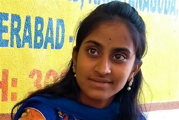 Rescued from child marriage two years ago Hyd girl scores 86 pc in Intermediate exam