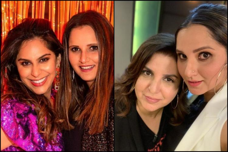 From Farah Khan to Upasana Sania Mirza gets birthday wishes from her friends