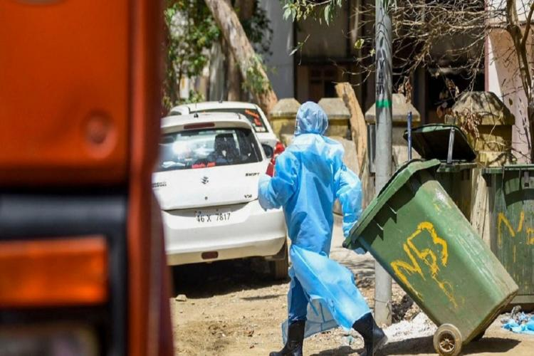 Clear garbage sanitise to contain COVID-19 Telangana govt to municipalities and corps