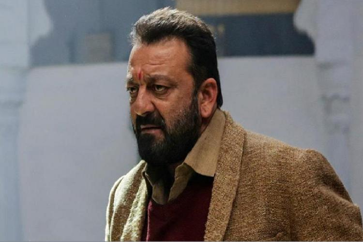 Sanjay Dutt diagnosed with stage-3 lung cancer