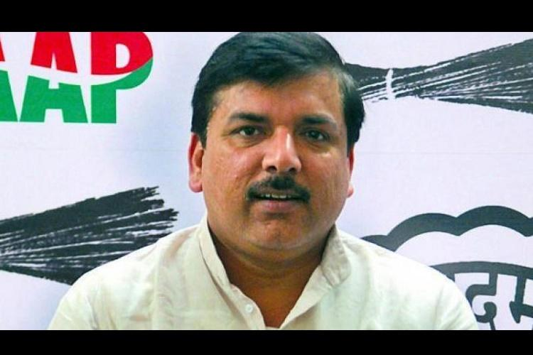 AAP leader calls charges by party MLA baseless to file defamation case