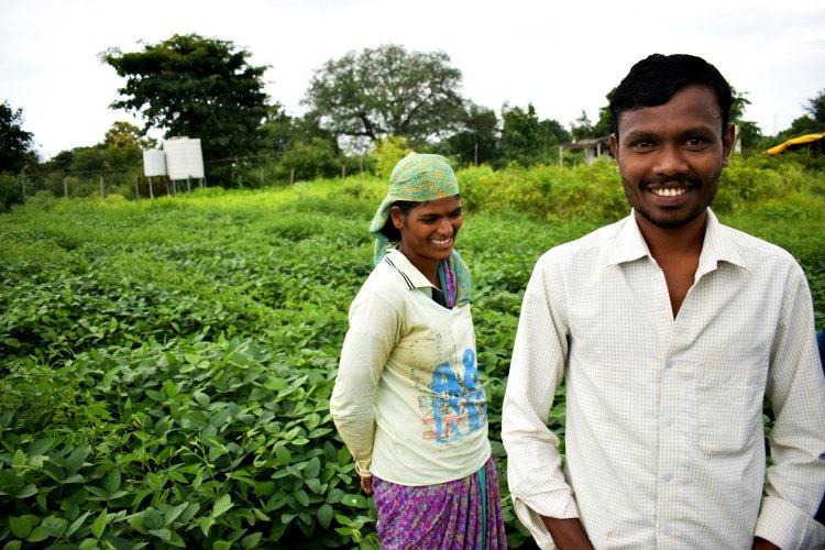 This couple is inspiring people to take up organic farming in a Telangana village