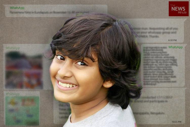 Kerala man arrested for posing as Malayalam child actor Sanoop Santhosh on WhatsApp