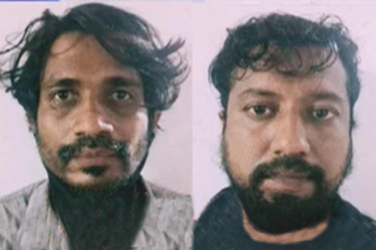 Accused in CPI(M) worker Sanoop murder case Kerala.