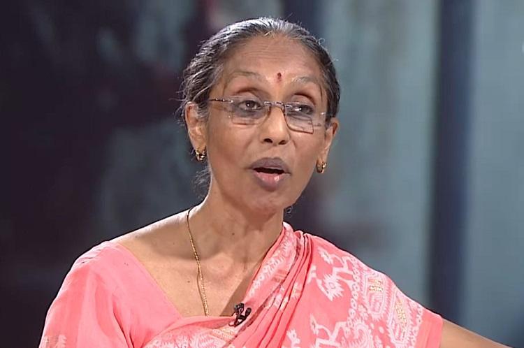 Another trusted advisor of Jayalalithaa shown the door OSD Santha Sheela Nair resigns