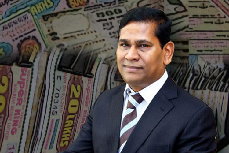 ED attaches property worth Rs 120 crore of Lottery Martin aides
