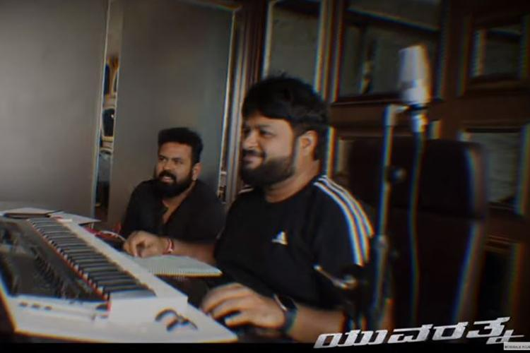 Thaman to compose tunes for Puneeths Yuva Ratna