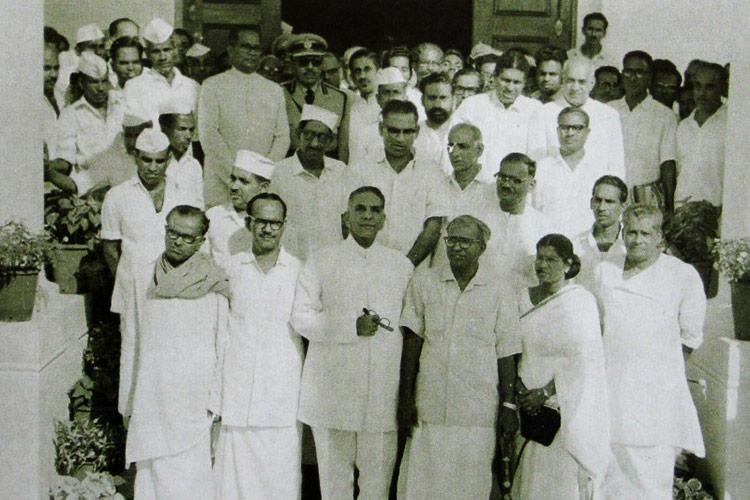 Kerala chronicles When a coalition of 7 political parties came together only to fall apart