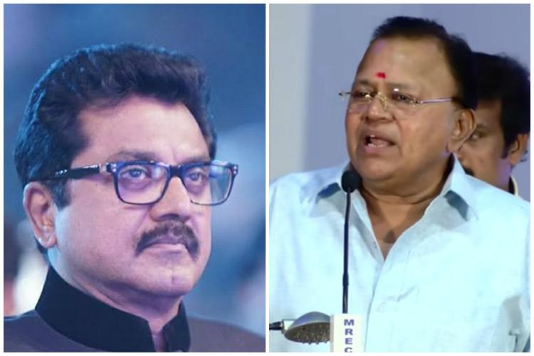 Sarathkumar Radharavi suspended from Nadigar Sangam over corruption allegations