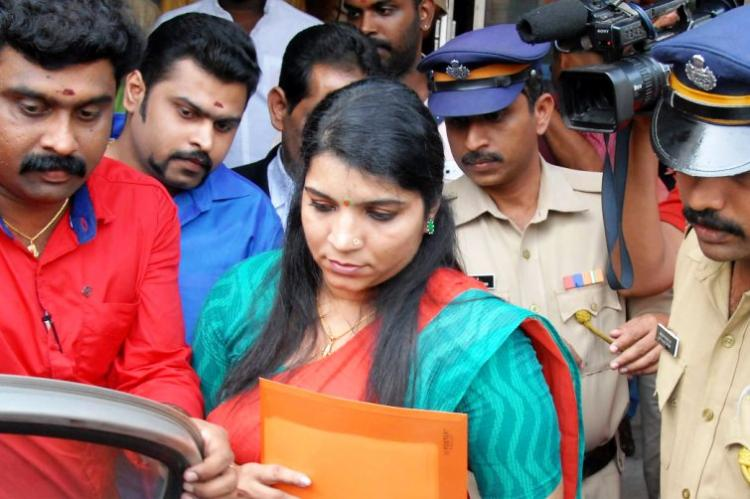 Solar scam Sexual assault case on Kerala politicians justice for me says Saritha Nair