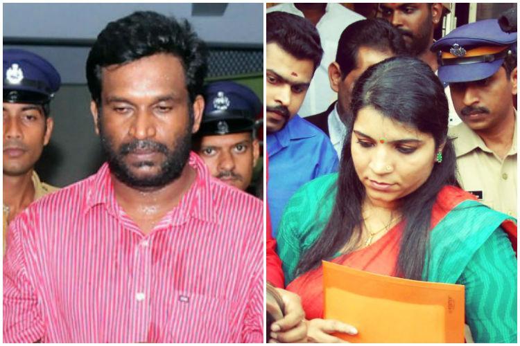 Saritha Nair and Biju Radhakrishnan sentenced to 3 years in prison in Solar scam