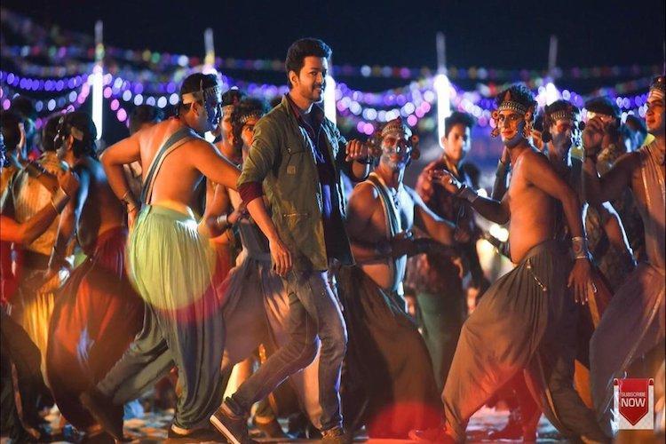 Watch: 'Simtaangaran' song out from Vijay's 'Sarkar' | The News Minute