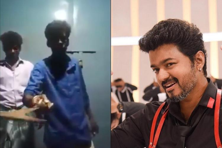 2 Vijay fans held for threatening AIADMK members in video during Sarkar row