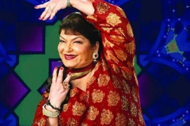 Noted Bollywood choreographer Saroj Khan passes away she was 71