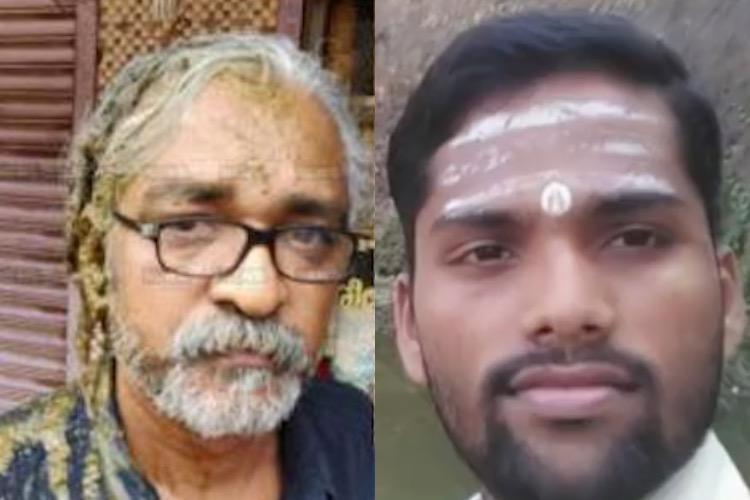 RSS man booked for cow dung attack on director Priyanandan