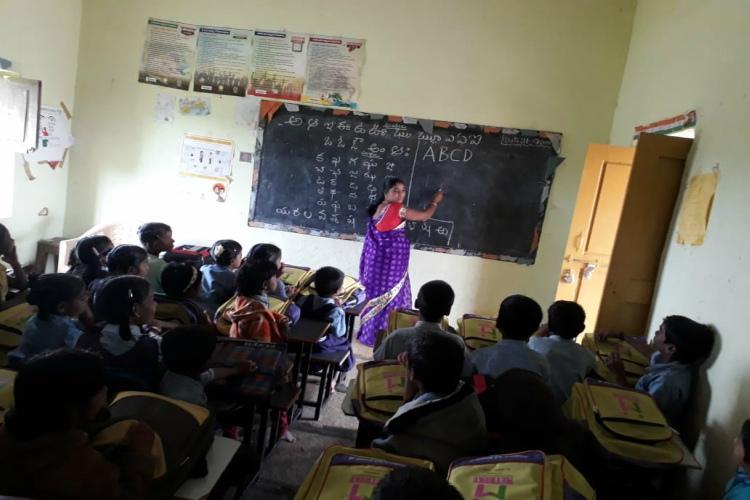 Sarpanch turns teacher after govt transfers all teaching staff of Telangana school