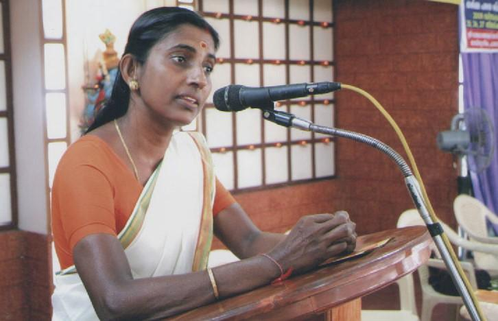 Kerala Hindu Aikya Vedi leader Sasikala teacher faces case over hate speeches
