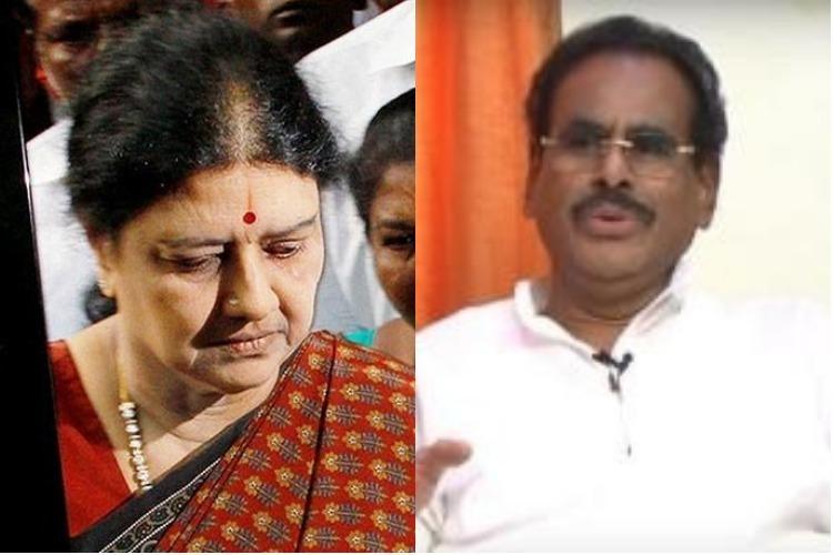 Sasikala gets emergency parole to attend husband Natarajans last rites