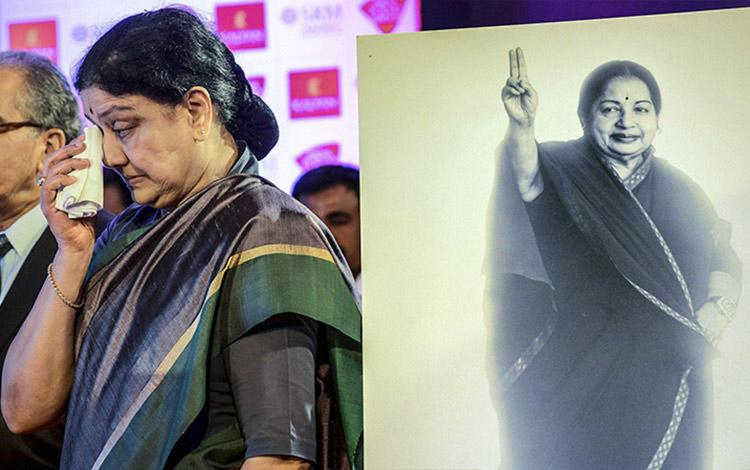 The Mannargudi case file Long list of allegations against Sasikala and her family