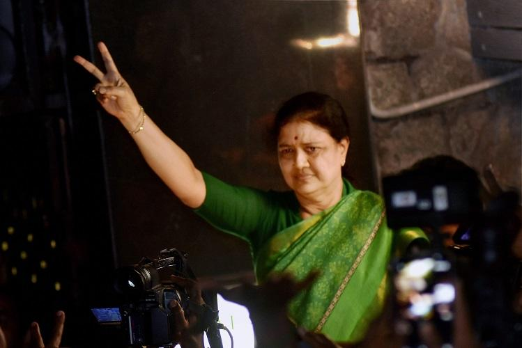 Cant decide party office bearers SC rejects PIL against Sasikala remaining AIADMK Gen Secy