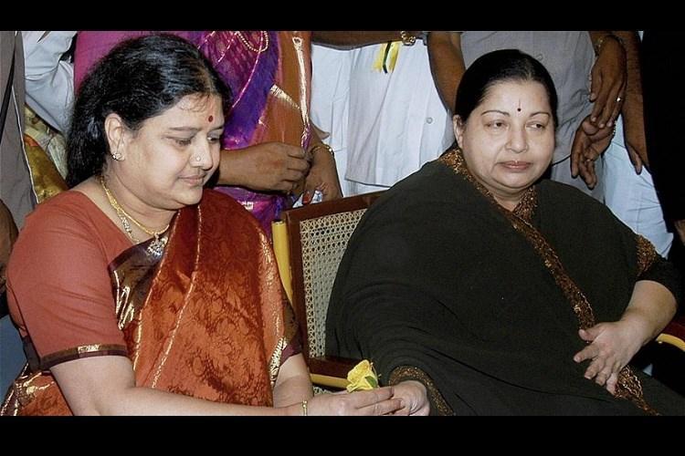 Sasikala Natarajan Friend shadow sister and now Jayalalithaas political heir