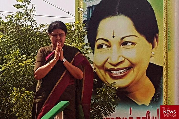We will rein in PETA promises AIADMK chief Sasikala