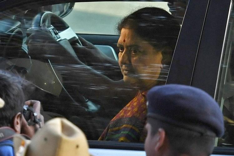 To see Sasikala go to jail Why an engineer and many others queued up at a Bengaluru prison