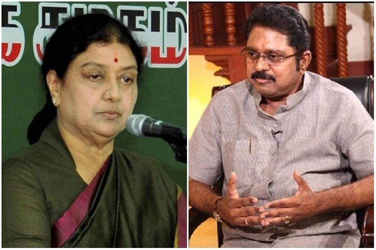 TTV Dhinakaran to meet Sasikala in Bengaluru jail to discuss bringing down EPS govt