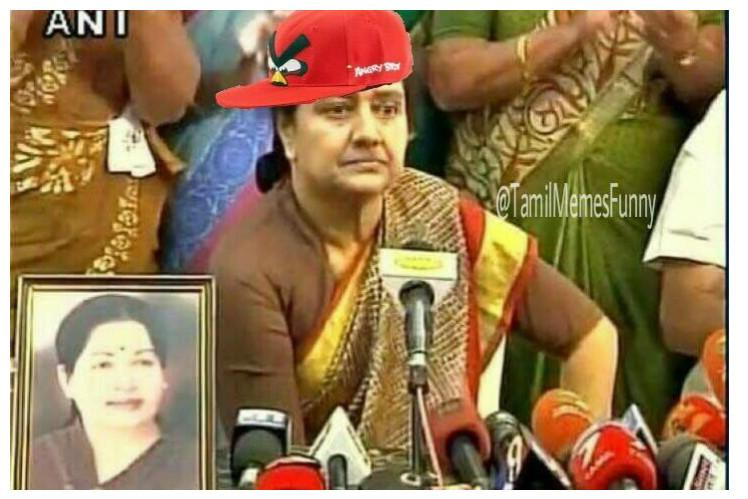 Why have a hat when there is no head TTV Dhinakarans thoppi symbol inspires memes