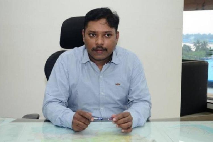No space for rational debate Sasikanth Senthil who quit IAS tells TNM