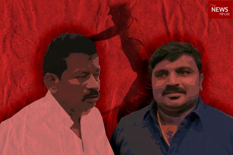 Jayaraj and Bennix who died in the custody of Sathankulam police