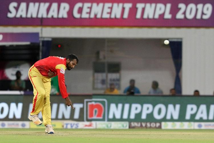 TNPL weekly round-up Dindigul Dragons reigns supreme with 4th win in a row