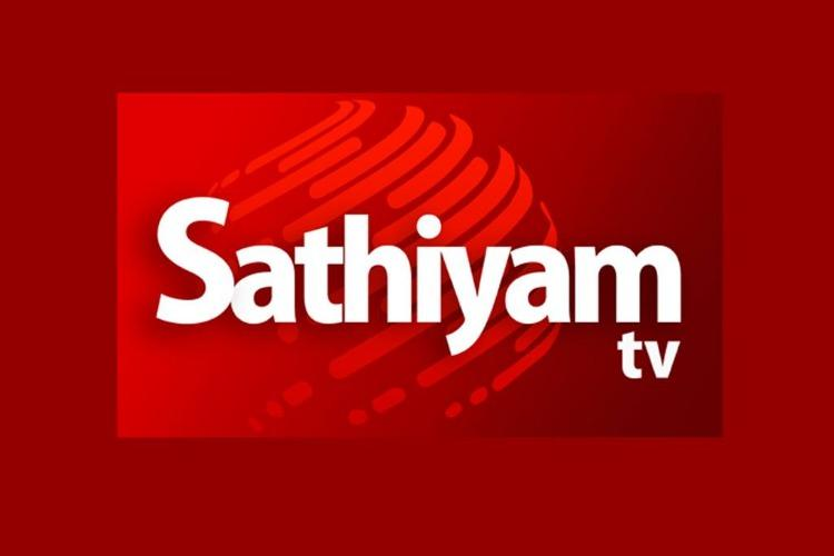 TN Arasu Cable disconnects Sathiyam TV after debate on corruption pays fine