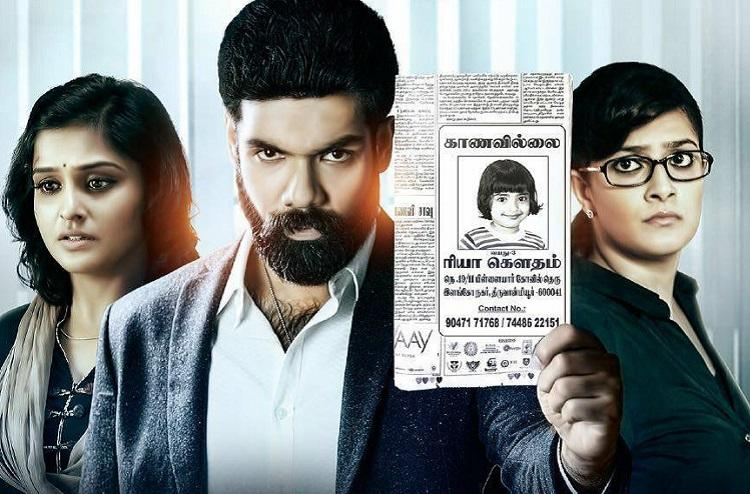Sathya review A taut gripping thriller that keeps you rooted to your seat