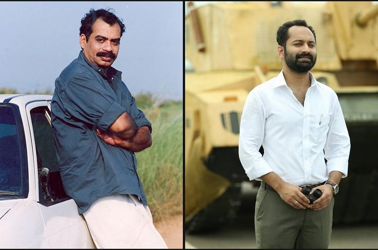 Sathyan Anthikad and Fahadh to work together