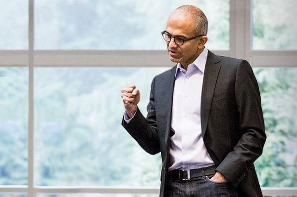 Microsoft thrilled to partner with SBI on their digital transformation as they harness the Intelligent Cloud: Nadella