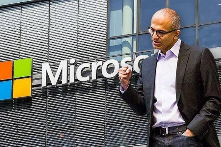 """We had an incredible year, $100 billion in revenue: Microsoft CEO Satya Nadella"