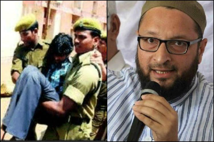 Who botched the Ayesha Meera rape and murder investigation Owaisi demands answers