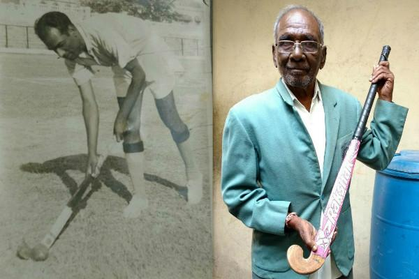 He played hockey internationally for India but today Kota Satyanarayana is forgotten and ignored