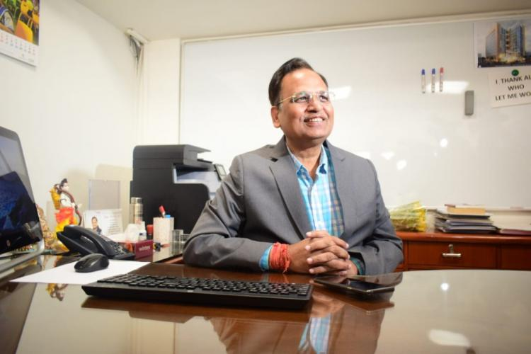 Satyendar Jain moved to ICU after affected by covid-19