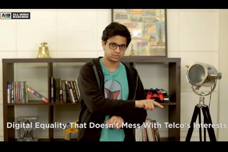 AIB is back with another video Sign the petition and save the internet already