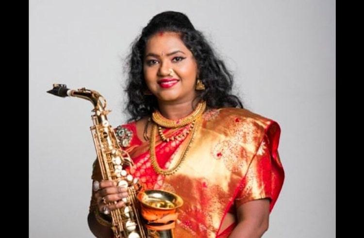 Beating sexism and creating her own style of music Saxophone Subbalaxmi on her journey